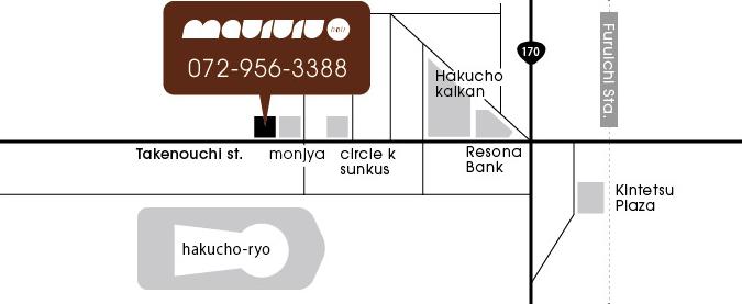 〒586-0856 大阪府羽曳野市白鳥2-6-1